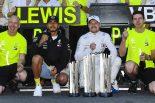 F1 | ハミルトン2位「ボッタスに優しくしすぎて、勝利のチャンスを失った」:メルセデス F1アゼルバイジャンGP日曜