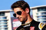 F1 | グロージャン「ブレーキペダルがフロアについてしまい、安全上の理由でリタイアした」ハース F1アゼルバイジャンGP日曜
