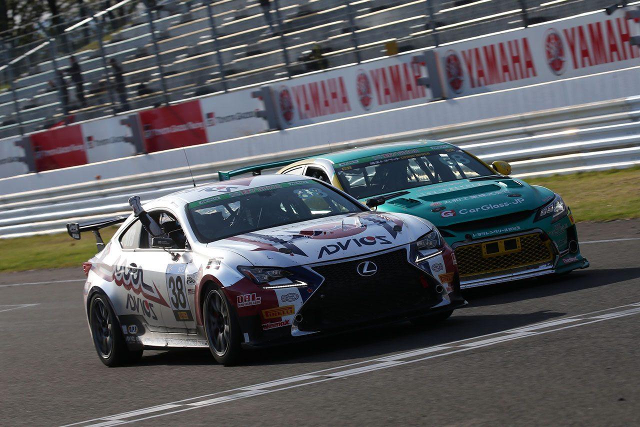 スーパー耐久第2戦:昨年の王者GTNET GT3 GT-Rが貫録の勝利。グループ2は白熱の展開に