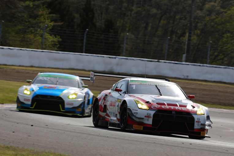 国内レース他 | スーパー耐久第2戦:昨年の王者GTNET GT3 GT-Rが貫録の勝利。グループ2は白熱の展開に