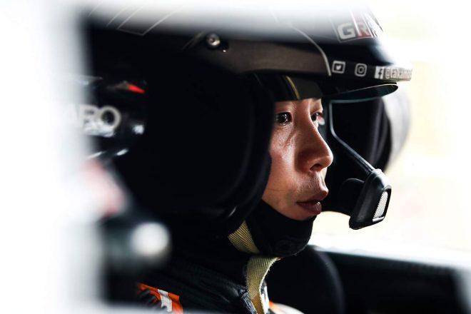 勝田貴元(フォード・フィエスタR5)