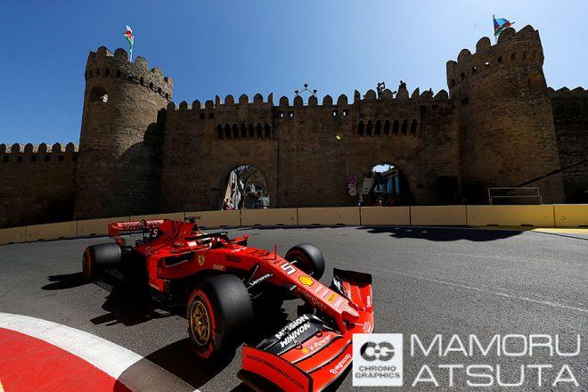 Shots!F1第4戦アゼルバイジャンGP