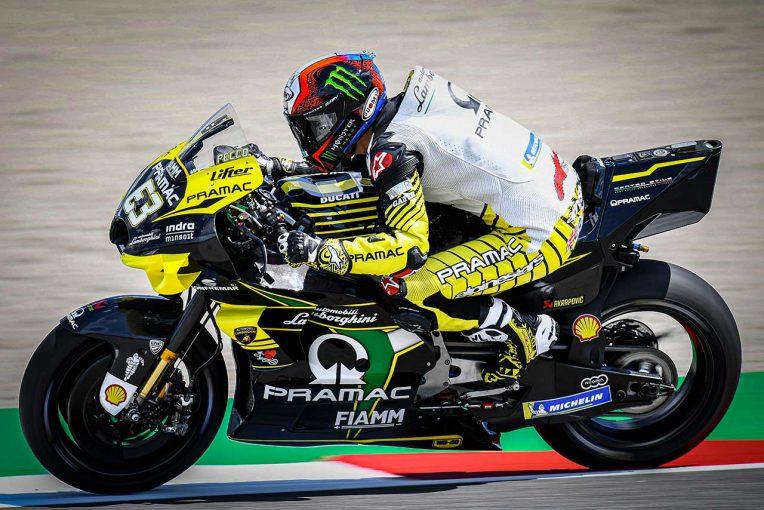MotoGP | MotoGPイタリアGP初日はルーキー勢が躍進。総合トップはプラマックのバニャイア、2番手にクアルタラロ