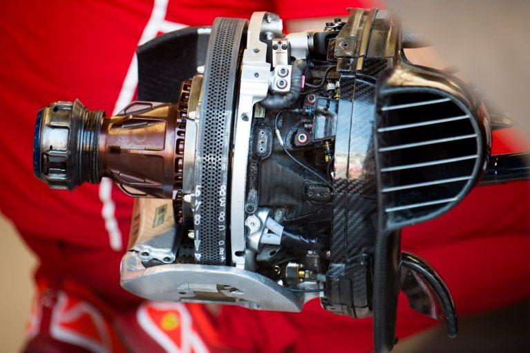 F1   F1、ギヤボックスに続きブレーキシステムとホイールリムも標準化へ。2021年に向けサプライヤー募集手続きがスタート