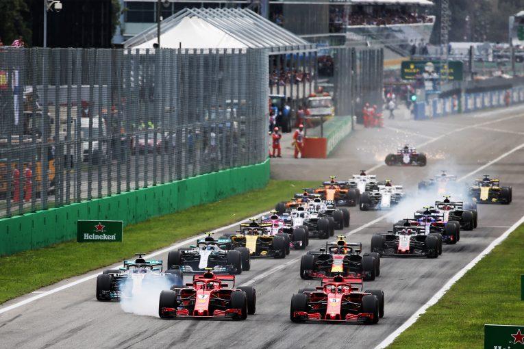 F1 | モンツァ、F1イタリアGP開催契約の延長間近。新たな契約は2024年までの5年間