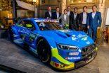 海外レース他 | DTM開幕直前! アウディチーム発表会を連続訪問(4)最後は上品レストランで。チーム・アプト