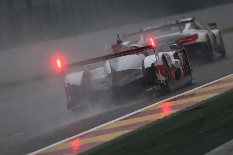 ル・マン/WEC   バンドーン加入のSMPがFP1ワン・ツー。雨のFP2ではトヨタが速さみせる/WEC第7戦スパ フリー走行