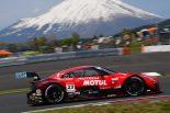 スーパーGT | スーパーGT:好天の第2戦富士開幕。第1戦ポールのMOTUL GT-R&ARTA NSX GT3がトップタイム