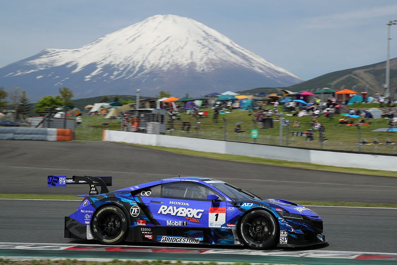 RAYBRIG NSX-GT/2019スーパーGT第2戦富士