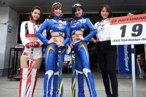 スーパーGT | Jms Garage Girls、WedsSport RACING GALS/2019スーパーGT第2戦富士