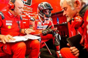 MotoGP | ペトルッチがMotoGP第4戦スペインGP初日で総合トップ。中上はトップから0.2秒差の総合7番手