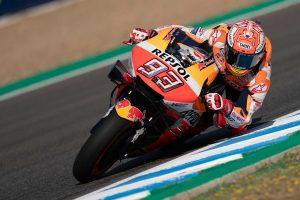 MotoGP | 中上が4番手タイムで好スタート。トップはマルケス/【タイム結果】2019MotoGP第4戦スペインGPフリー走行1回目