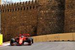 F1   セバスチャン・ベッテル(フェラーリ)