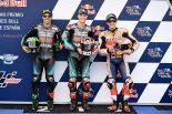 MotoGP | クアルタラロ「期待していなかった」ポール獲得に笑顔/MotoGP第4戦スペインGP 予選トップ3コメント