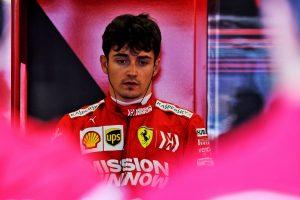 F1 | SNS特集F1アゼルバイジャンGP:無念のクラッシュで自分を責めるルクレール。あれから25年、F1界がセナを悼む