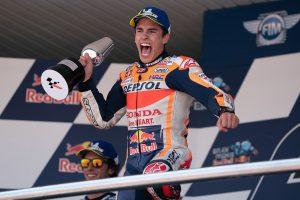 MotoGP | マルケスがMotoGPスペインGPで今季2勝目。ポールシッターのクアルタラロはマシントラブルで無念のリタイア