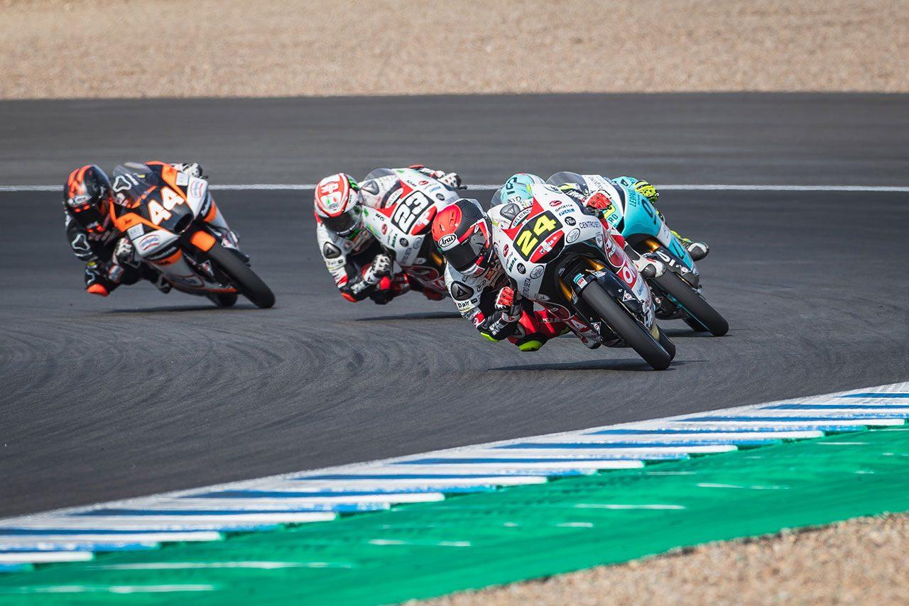 【速報】Moto3クラスで鈴木竜生が2位表彰台を獲得。日本人ライダーの躍進再び/2019MotoGP第4戦スペインGP