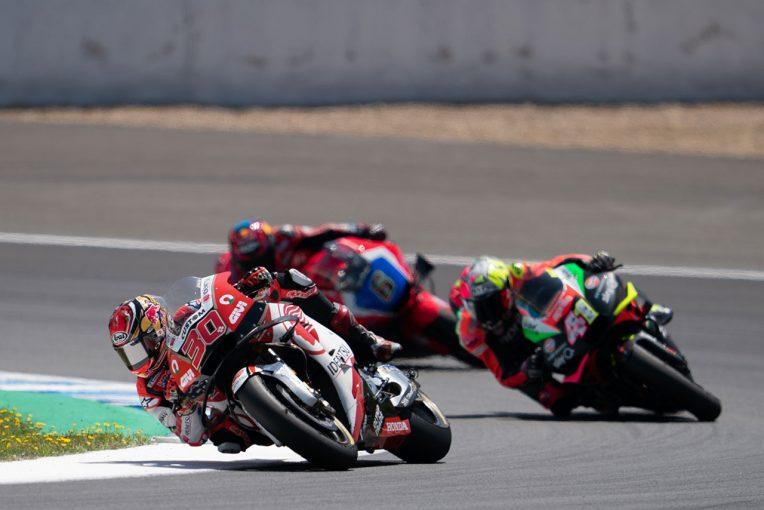 MotoGP | 中上、MotoGPスペインGPで4戦連続トップ10圏内フィニッシュも「序盤のアグレッシブ不足」を反省