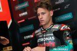 MotoGPスペインGP決勝でクアルタラロを襲ったギヤシフターのトラブル。歓喜から一転、悲運の週末に