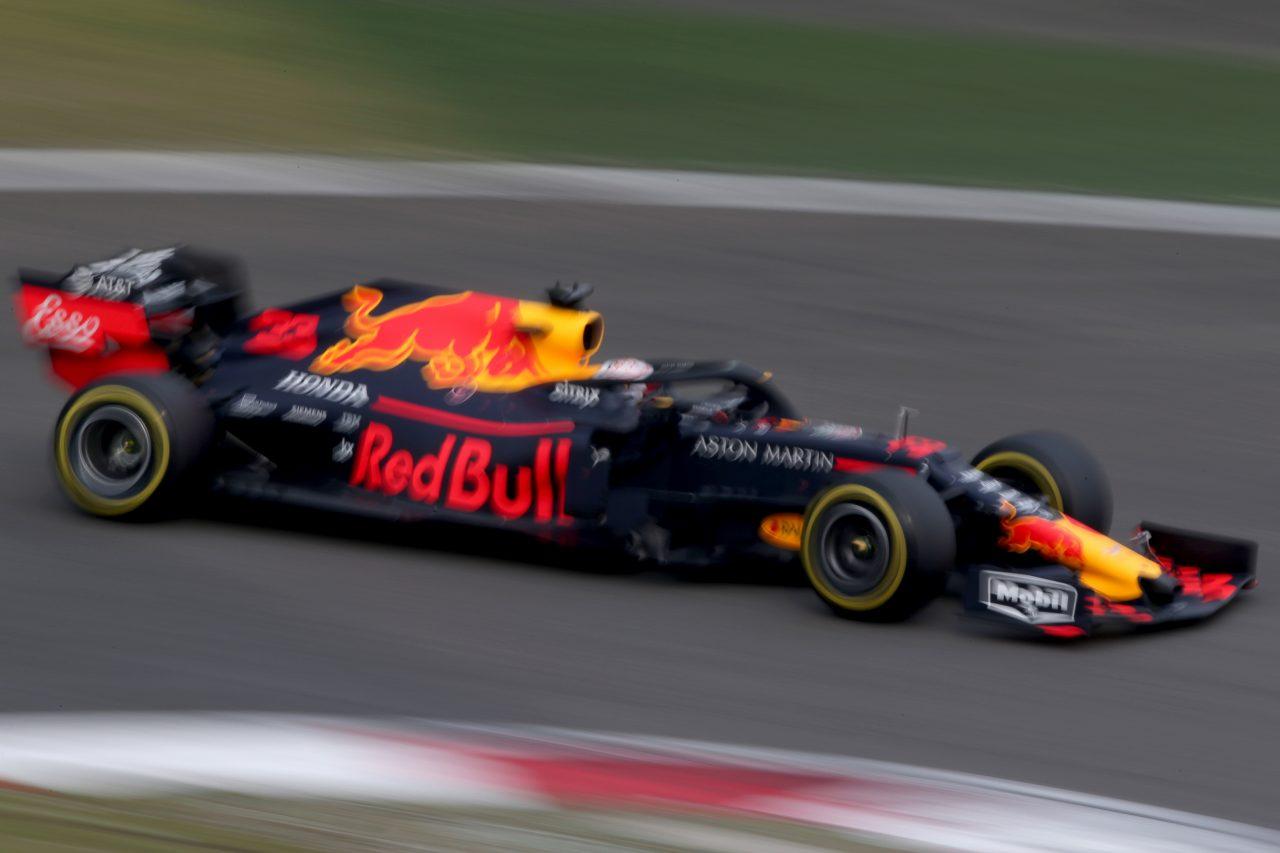 2019年F1中国GPでのフェルスタッペン