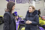 F1 | Wシリーズ開幕戦ホッケンハイムを訪れたウイリアムズF1チームのクレア・ウイリアムズ副チーム代表