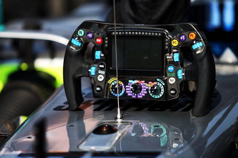 F1 | メルセデス、VSC時のタイムロスを受け、ダッシュボードの表示を改善へ。「ハミルトンにミスはなかった」
