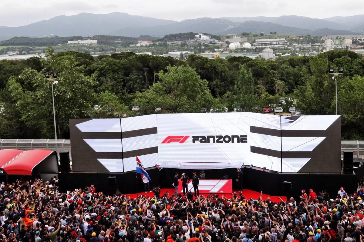 2018年F1スペインGP