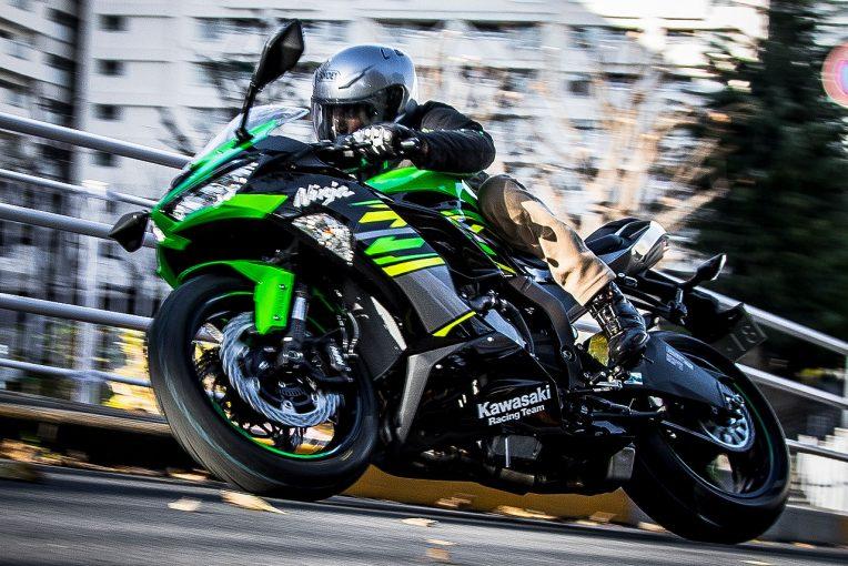 MotoGP | ピュアスポーツバイクの醍醐味を味わえるカワサキNinja ZX-6R/市販車試乗レポート
