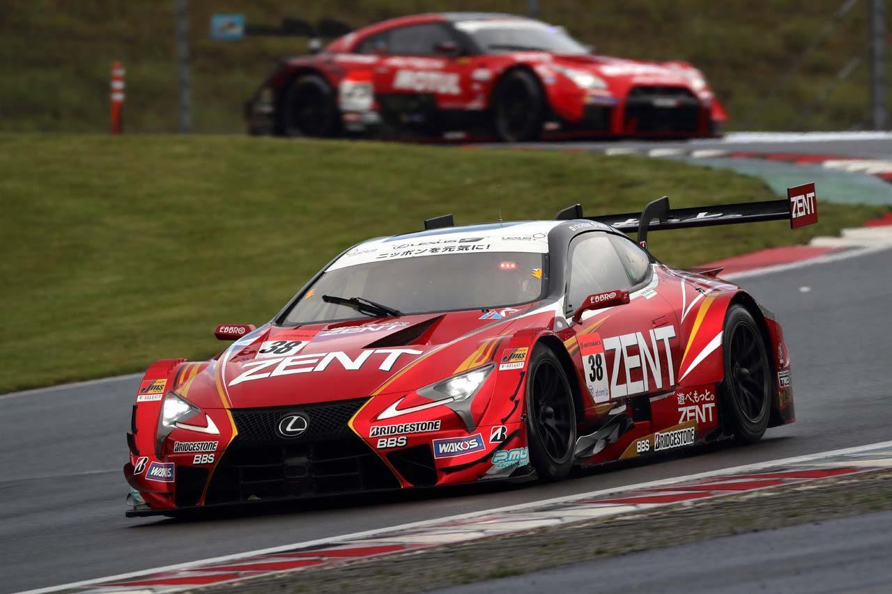 LEXUS GAZOO Racing 2019スーパーGT第2戦富士 レースレポート