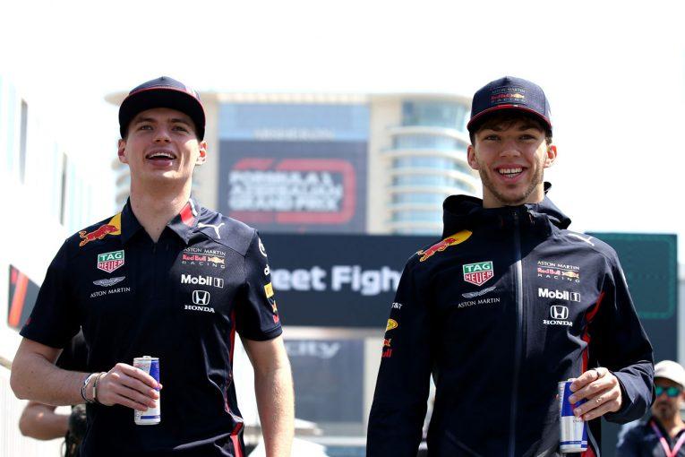 F1 | フェルスタッペン、チーム内のナンバーワン待遇を否定「レッドブルはドライバーを平等に扱っている」