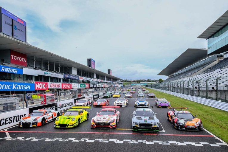 スーパーGT | 鈴鹿10時間の参戦台数はついに40台の大台に。メーカーワークスのプラチナドライバーも多数参戦