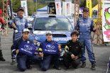 ラリー/WRC | 全日本ラリー第4戦:新井大輝、8カ月ぶりのラリーで白星。自身初のシリーズ総合優勝