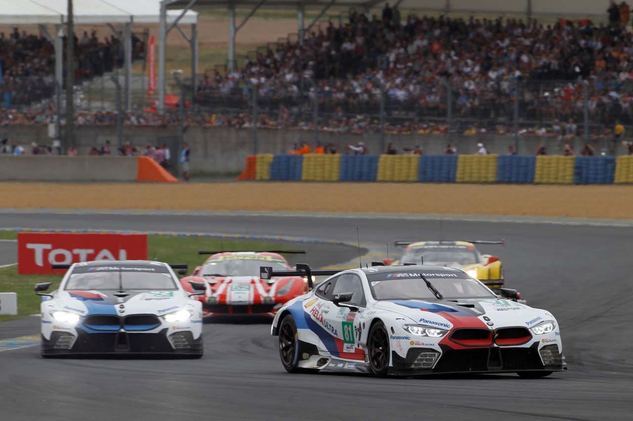 WEC:BMW、2019年ル・マン24時間に参戦する6名のドライバーを発表