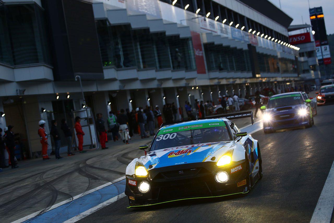 富士24時間に向けたスーパー耐久公式テストが開催。300号車TAIROKU RACINGのニューウェイが速さを披露