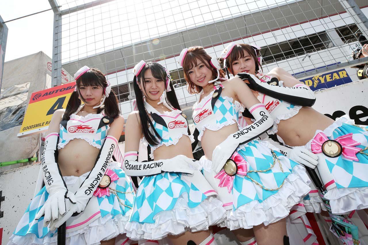 GOODSMILE RACING & TeamUKYO 2019スーパーGT富士 レースレポート