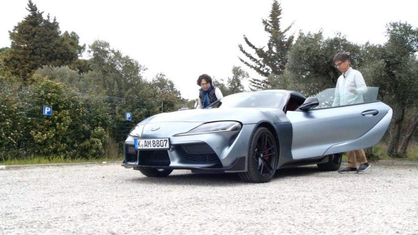 クルマ | 【動画】トヨタの新型GRスープラを南仏マルセイユの公道で試乗(1) 開発チーフエンジニアにそのこだわりを聞く