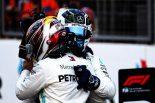 F1 | ボッタス、5度のF1タイトル獲得経験を持つハミルトンがチームメイトであることを「絶好のチャンス」と捉える