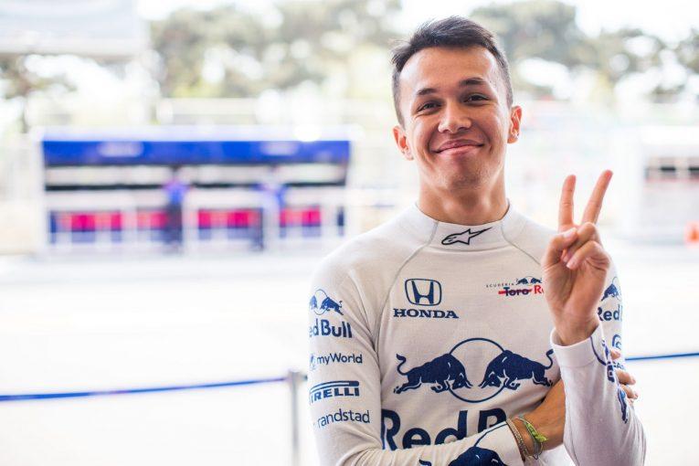 F1 | トロロッソのアルボン「ホンダのスペック2エンジンがどれだけの向上をもたらすのかを再確認したい」:F1スペインGPプレビュー
