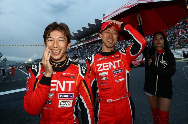 スーパーGT | 立川&石浦、そして村田エンジニアの融合。2年ぶり優勝のZENTセルモ、スーパーGT第2戦富士500kmの舞台裏