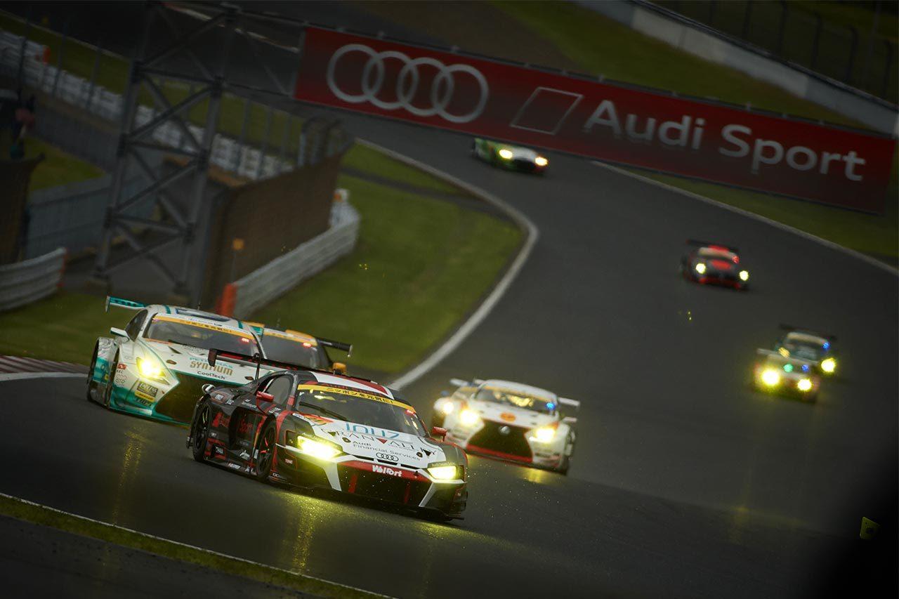 Audi Team Hitotsuyama 2019スーパーGT第2戦富士 レースレポート