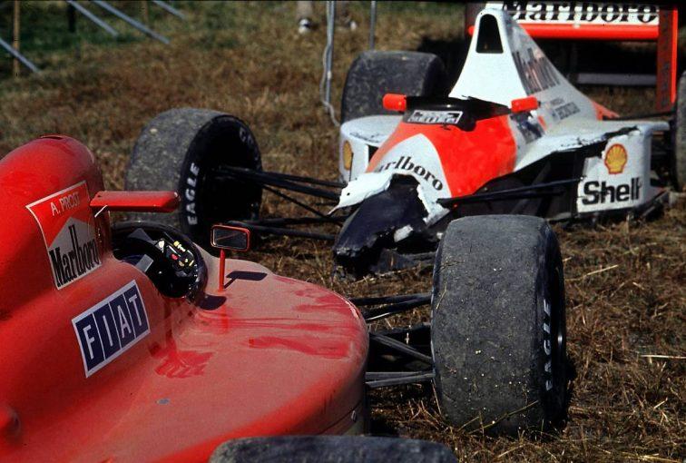F1 | 【アイルトン・セナの思い出】PART13:両雄並び立たず、マクラーレン時代から頻繁に対立していたセナとプロスト