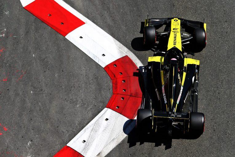 F1 | 挽回目指すルノーF1、スペインGPでパワーユニットをアップグレード。パワーと信頼性両面の向上を図る