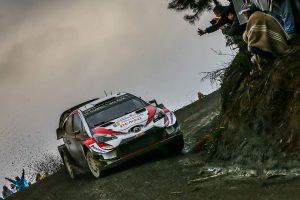 ラリー/WRC | WRC:2019年初カレンダー入りの第6戦チリが開幕。シェイクダウンでトヨタが2~3番手占める