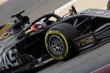 F1 | ハースF1、マシンのスペックを分けてデータ比較を実施。結果次第で2台にアップデート投入へ