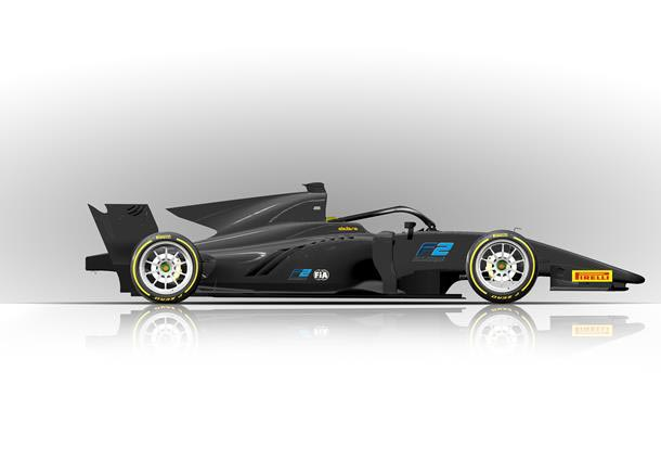 F1 | FIA-F2:2020年より18インチタイヤの導入が決定。F1での導入に向けた開発とデータ収集も