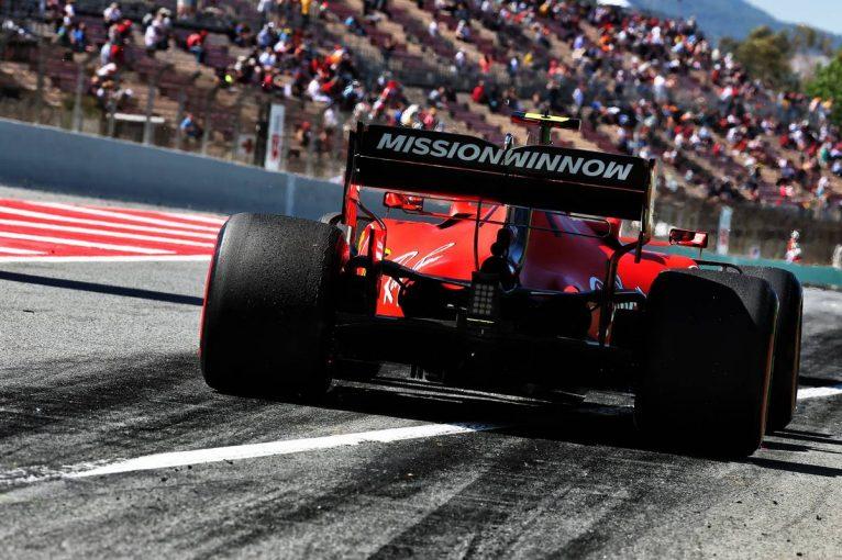 F1 | 【タイム結果】F1第5戦スペインGP フリー走行1回目