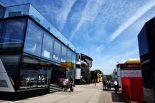 2019年F1第5戦スペインGP レーシングポイントF1モーターホーム