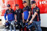2019年F1第5戦スペインGP レッドブル、トロロッソのドライバーたち