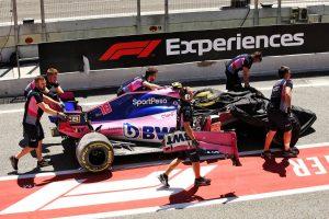F1   【ギャラリー】F1第5戦スペインGP 金曜