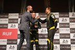 CarGuy Racing壮行会には、フランス大使館からも応援のコメントが寄せられた。
